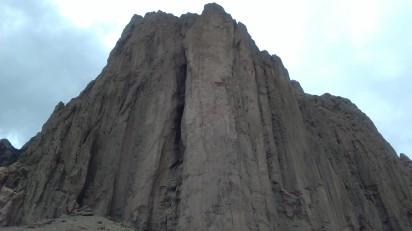 Shiprock-The Rock